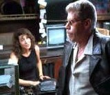Ron Perlman & Sean Young in 'Seduced by a Thief'