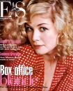 Rosamund Pike on the cover of the Evening Standard Magazine, 2003