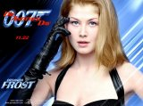 Rosamund Pike publicity image for 'Die Another Day'