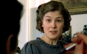 Rosamund Pike as Fanny Logan in 'Love in a Cold Climate'