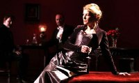 Rosamund Pike in 'Hedda Gabler' at the Theatre Royal, Nottingham