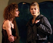 Rosamund Pike & Diana Bespechni in 'Promised Land'