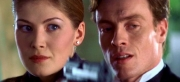 Rosamund Pike & Toby Stephens in 'Die Another Day'