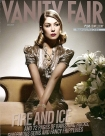 Rosamund Pike on the cover of Vanity Fair, 2007