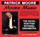 CD of Patrick Moore's music recorded by The Royal Scottish National Orchestra