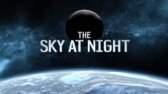 Opening credits for 'The Sky at Night'