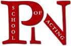 'Paul Nicholas School of Acting and Performing Arts' logo