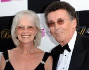 Robert Powell with his wife Babs