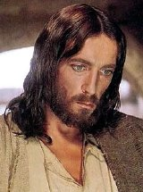 Robert Powell as Christ in 'Jesus of Nazareth' (1976)