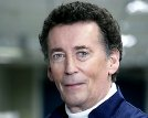 Robert Powell as Mark Williams in 'Holby City'
