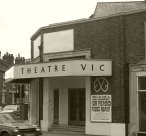 The Victoria Theatre, Stoke-on-Trent, in 1982