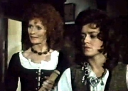 Virginia Mckenna & Patricia Quinn in 'Beauty and the Beast' (1976)