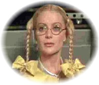 Blanche Ravalec as Dolly in Moonraker