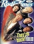 Radio Times cover featuring Red Dwarf