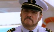 John Rhys-Davies as Captain Randolph in 'Chupacabra Terror'