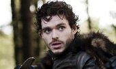Richard Madden as Robb Stark in 'Game of Thrones'