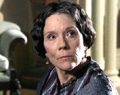 Diana Rigg as Baroness Lehzen in 'Victoria and Albert' (2001)