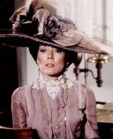 Diana Rigg as Charlotte in 'A Little Night Music' (1977)