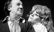 Michael Hordern and Diana Rigg in Tom Stoppard's 'Jumpers' (1972)