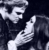 Diana Rigg & Keith Michell in 'Abelard and Heloise' (1971)