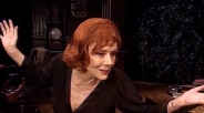 Diana Rigg as Martha in 'Who's Afraid of Virginia Woolf?' (1996)