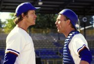 Tim Robbins & Kevin Costner in 'Bull Durham' (1988)
