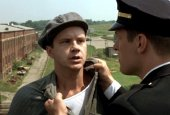 Tim Robbins & Clancy Brown in 'The Shawshank Redemption' (1994)