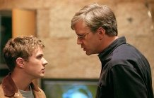 Tim Robbins & Ryan Phillippe in 'Antitrust' (2001)