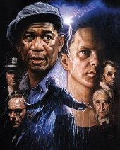 Poster for 'The Shawshank Redemption' (1994)