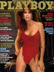 Tanya Roberts on the cover of 'Playboy' magazine (October 1982)