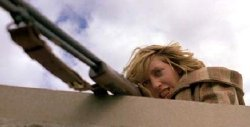 Gaylen Ross in 'Dawn of the Dead'