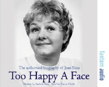 Audio version of 'Too Happy A Face' read by Tracey Childs