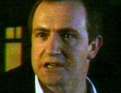 Simon Rouse as Graham Farrell in 'Coronation Street' (1988)