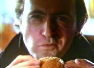 Simon Rouse in a commercial for Kentucky Fried Chicken