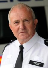 Simon Rouse as Det. Supt. Meadows in 'The Bill' (2010)