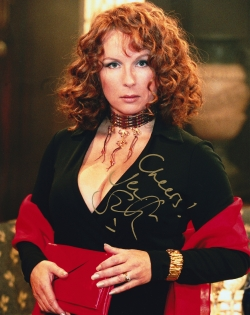 Jennifer Saunders signed photograph