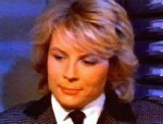 Jennifer Saunders as Lesley Reynolds in 'Supergrass'