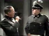Ian Richardson & John Savident in 'Private Schulz'