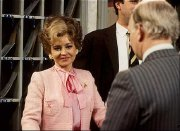 Prunella Scales as Sybil in 'Fawlty Towers'