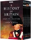 Simon Schama's  'A History of Britain' on dvd
