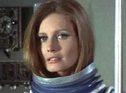 Catherine Schell as Clementine Taplin in 'Moon Zero Two'