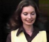 Catherine Schell as Lady Julyan in 'The Black Windmill'