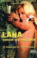 Catherine Schell video of 'Lana Queen of the Amazon'