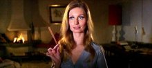 Catherine Schell as Nancy in 'On Her Majesty's Secret Service'