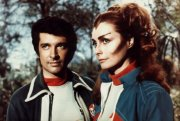 Catherine Schell & Tony Anholt in 'Space: 1999'
