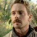 John Schneider as Red McCall in 'Dr Quinn, Medicine Woman'