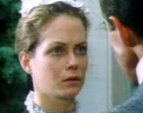 Jenny Seagrove as the young Emma Harte in 'A Woman of Substance'