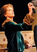 Jenny Seagrove in 'Absurd Person Singular'