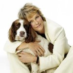 Jenny Seagrove the animal lover