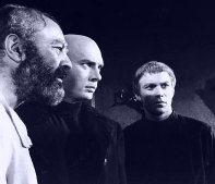 Lee Cobb, Yul Brynner & William Shatner in 'The Brothers Karamazov'